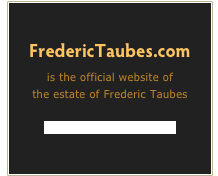 FredericTaubes.com