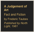 A Judgement of Art