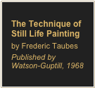 The Technique of Still Life Painting